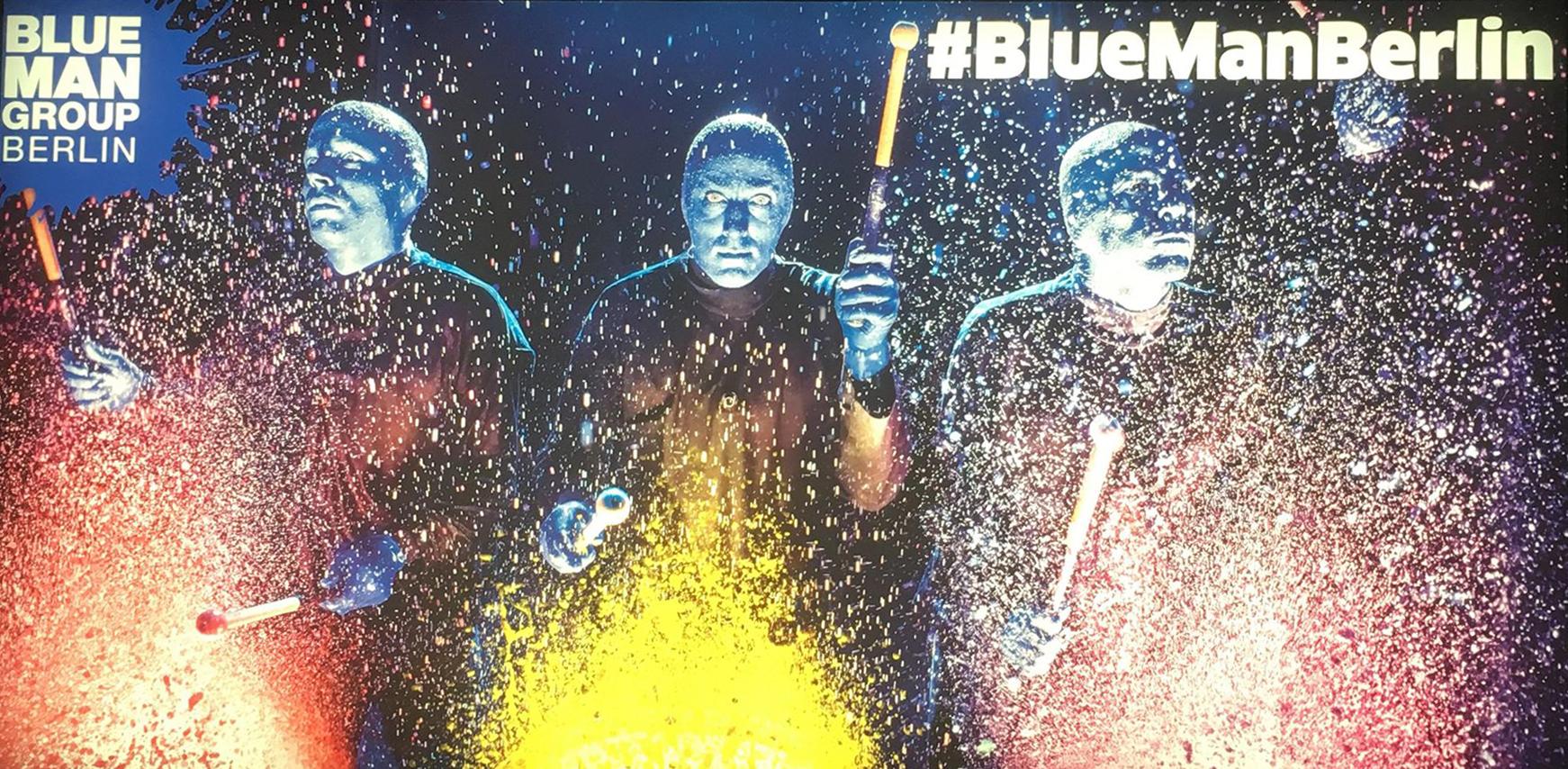 Weihnachten Alex Bohlig Blue Man Group Berlin Glückskämpfer e.V. 11