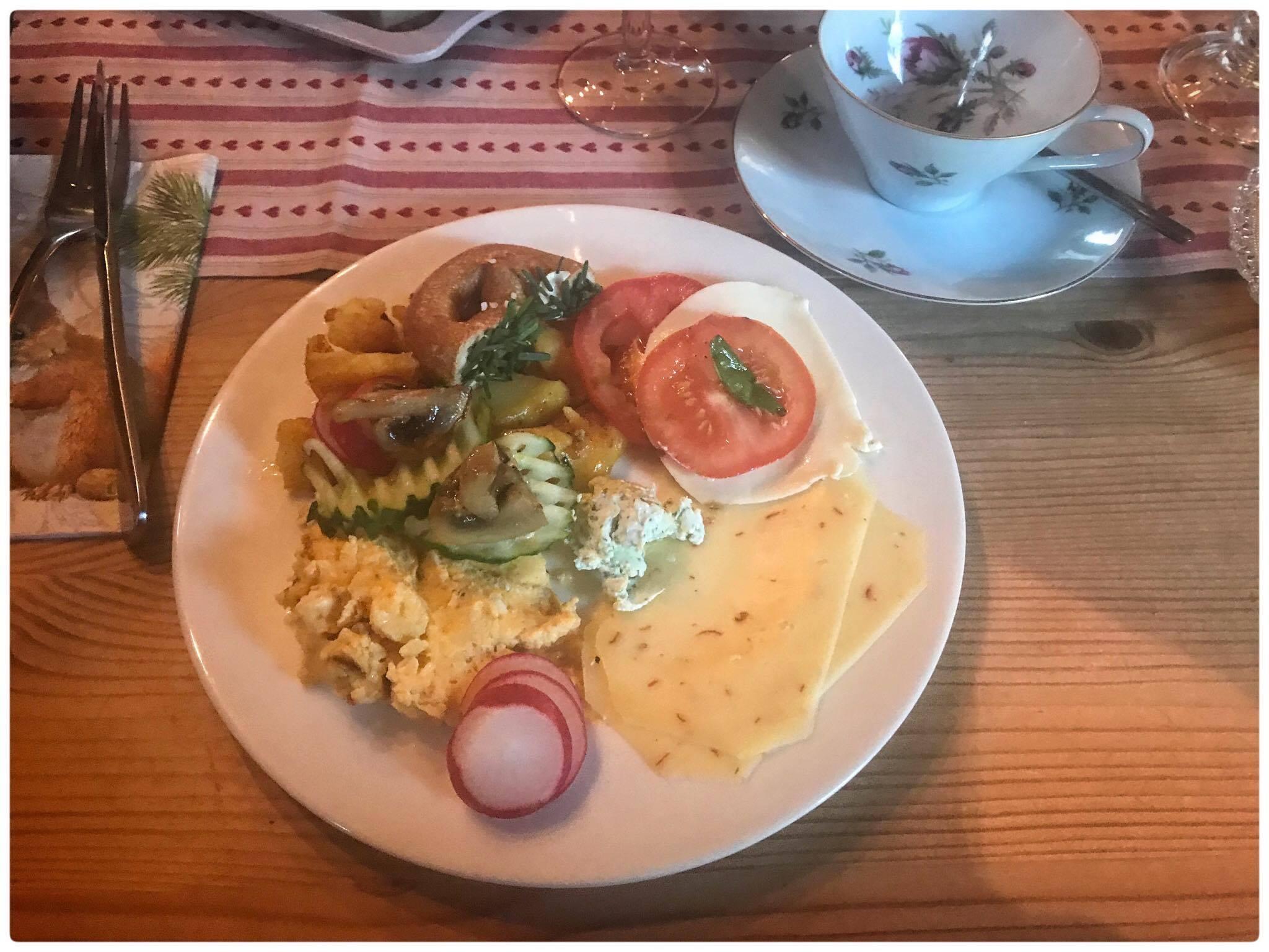 Sonja Glückskämpfer e.V. Bauernfrühstück 5