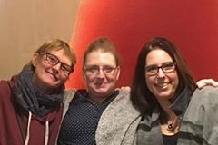 Glückskämpfer e.V. - UCI-Kinowelt - Bad moms 2, Anja, Alex, Nadine 2