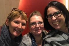 Glückskämpfer e.V. - UCI-Kinowelt - Bad moms 2, Anja, Alex, Nadine