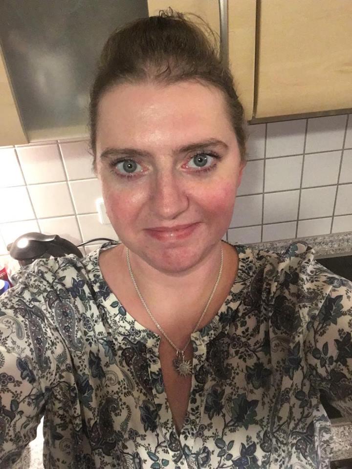 Nadine Fischer Glückskämpfer e.V. 2